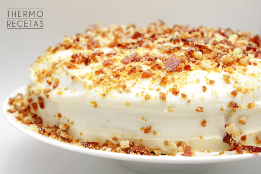 Hummingbird Cake o Tarta Colibrí