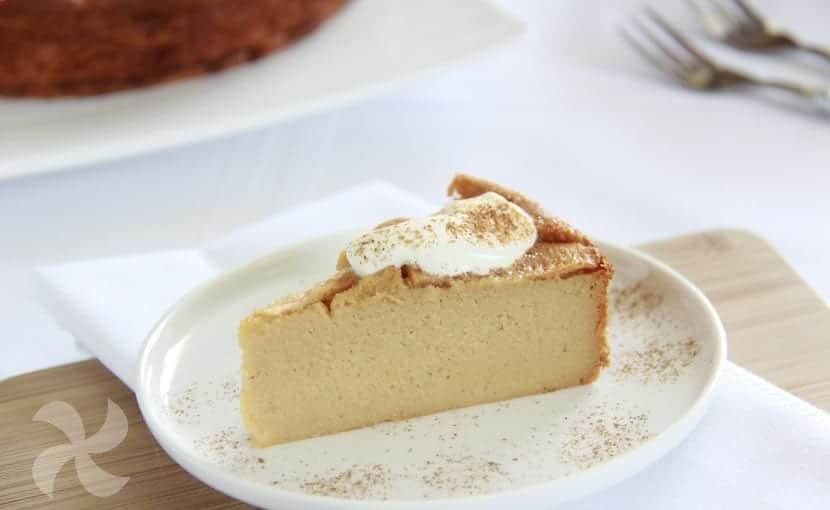 Pastel de manzana, yogur y canela - Recetas Thermomix