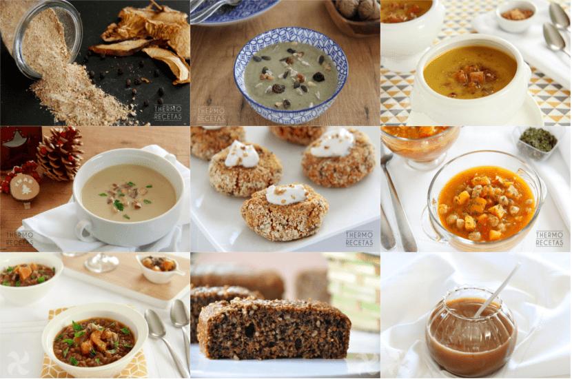 9 fantásticas recetas para cocinar durante este otoño