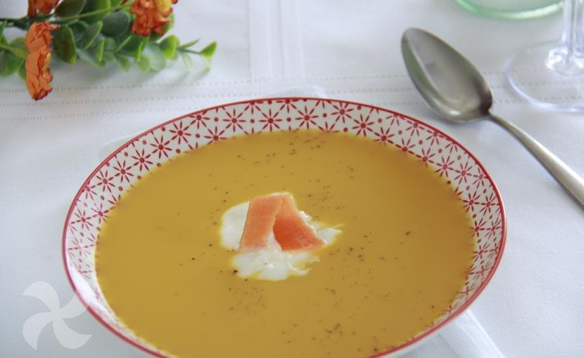 Receta de crema de coliflor para dieta