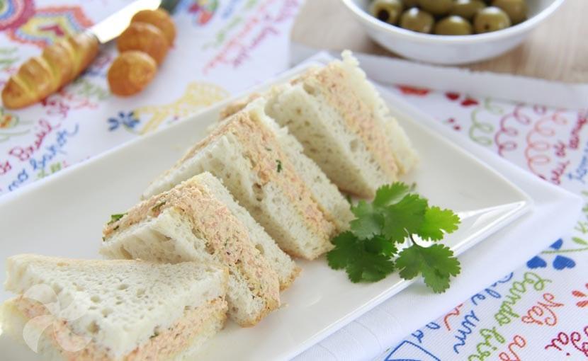 Pasta Para Sándwiches De Zanahoria Y Anacardos