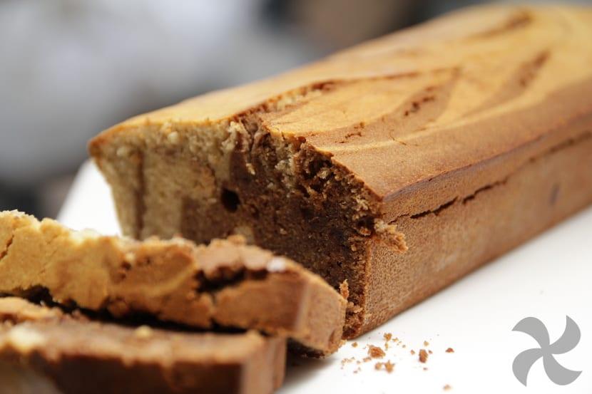 Bizcocho Fit De Chocolate Y Cacahuete Crunchy