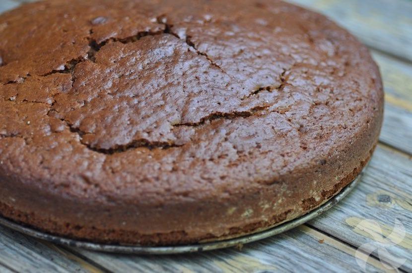 Bizcocho De Chocolate Con Leche Que Podemos Utilizar Para Hacer Tartas Thermorecetas