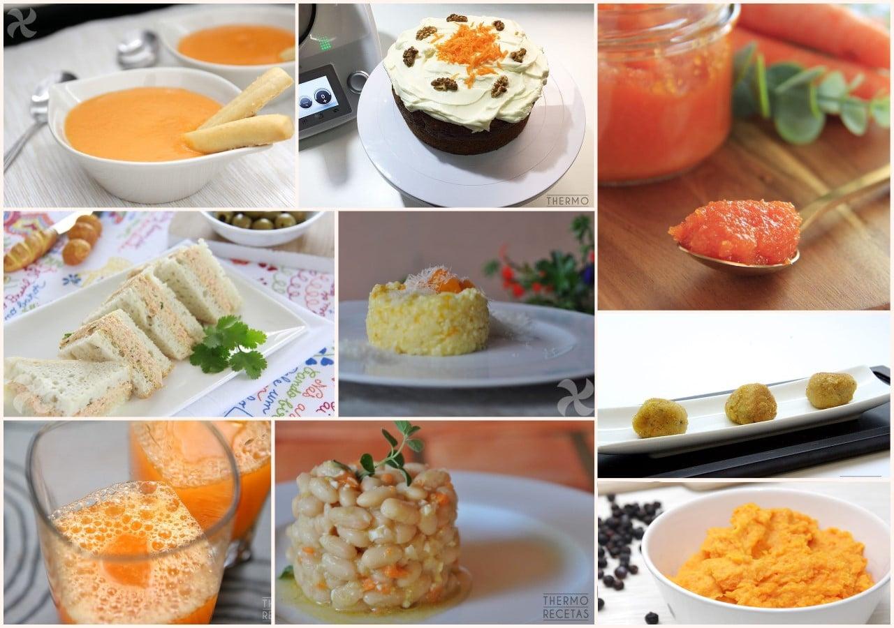 Nueve Originales Y Estupendas Recetas Con Zanahoria Y no solo en los estofados tradicionales, también en las ensaladas y cada vez está más de moda en los. recetas con zanahoria