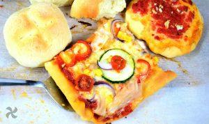 Pan pizza, una masa esponjosa y deliciosa