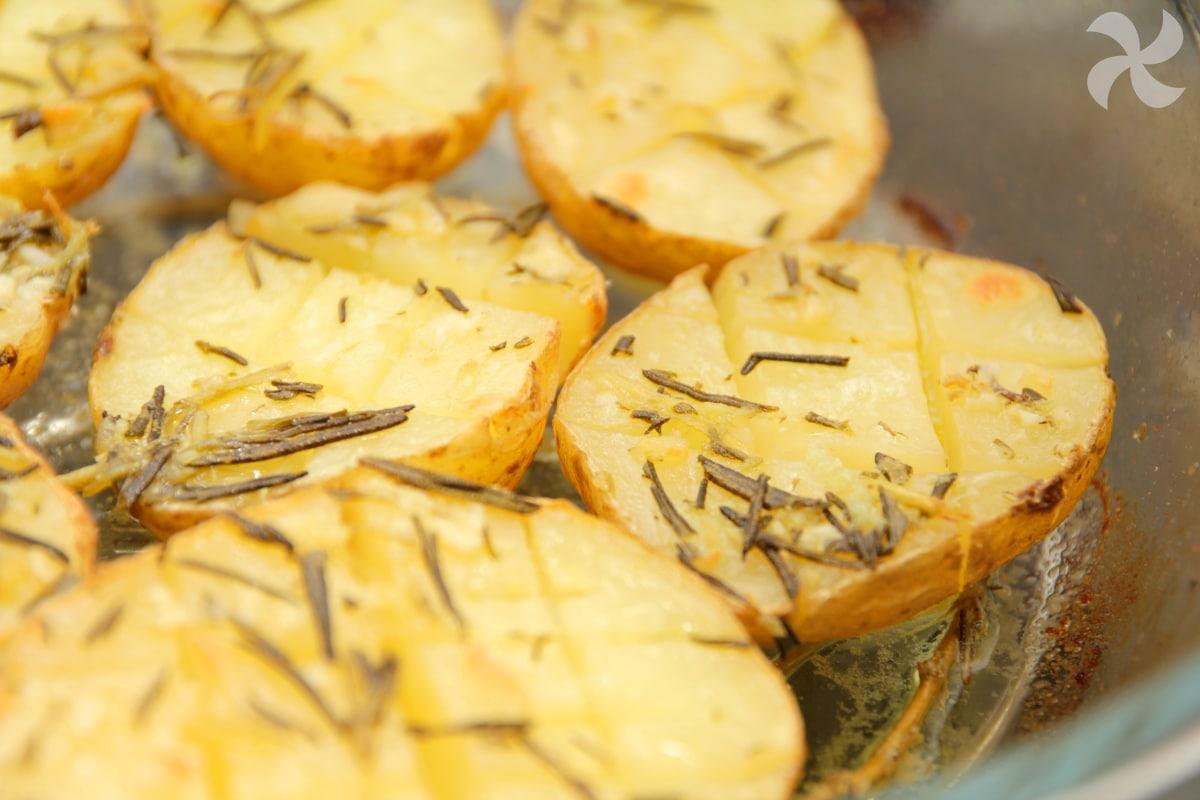 Patatas asadas al romero1