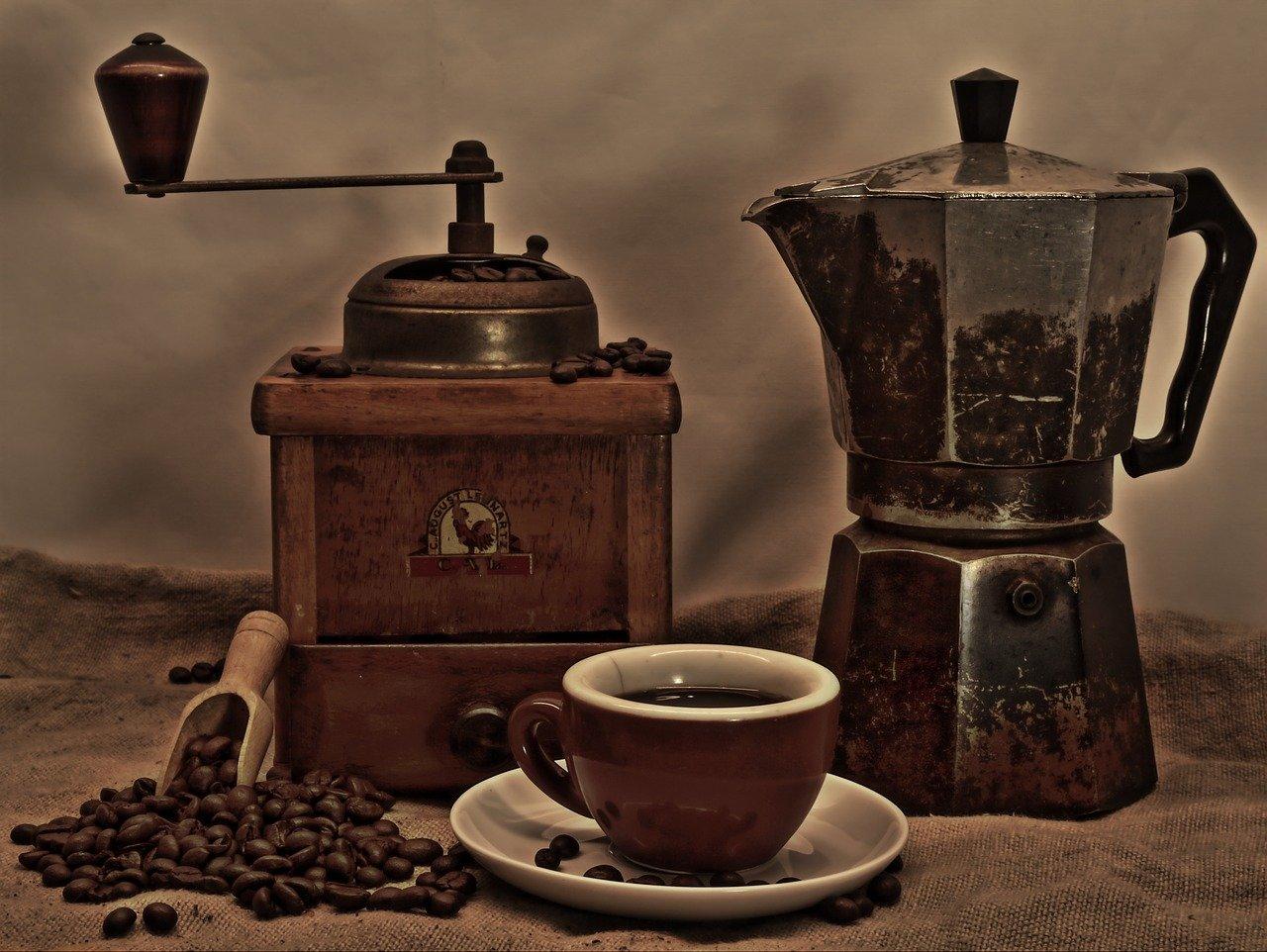 moler café en Thermomix
