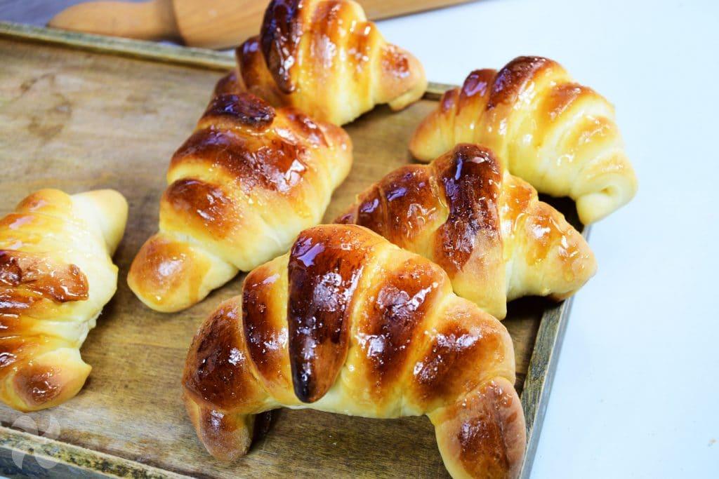Croissant portugués