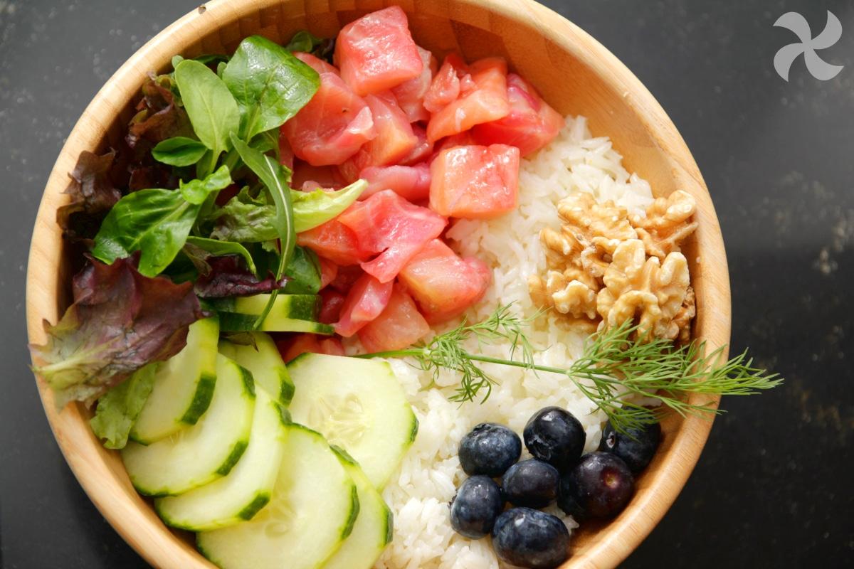 Poke bowl estilo nórdico2