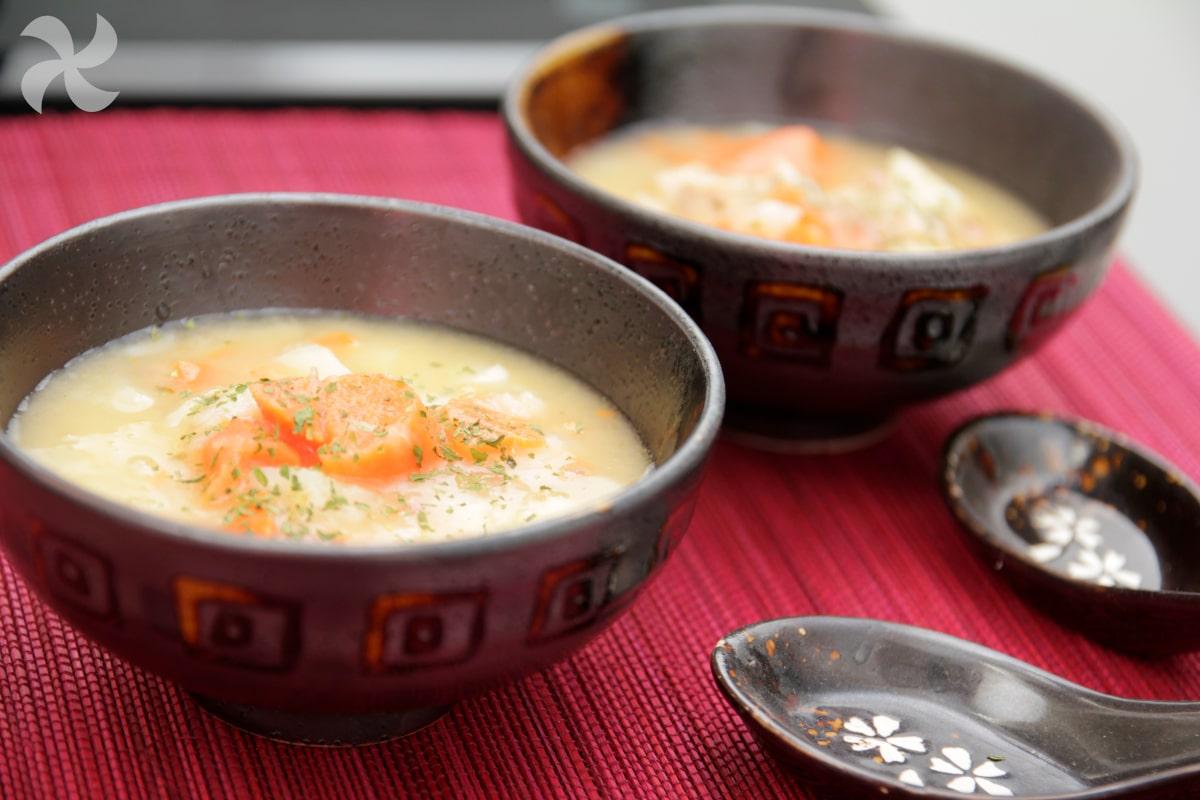Sopa de verduras y chucrut1