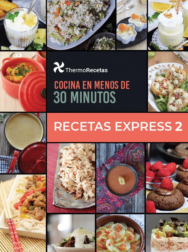 Portada recetas express II