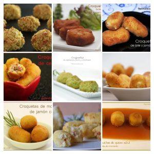 9 croquetas gourmet