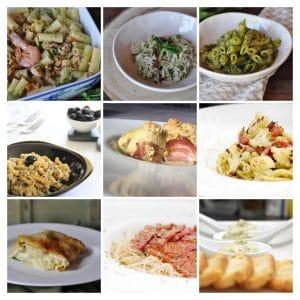 9 recetas elaboradas con pesto