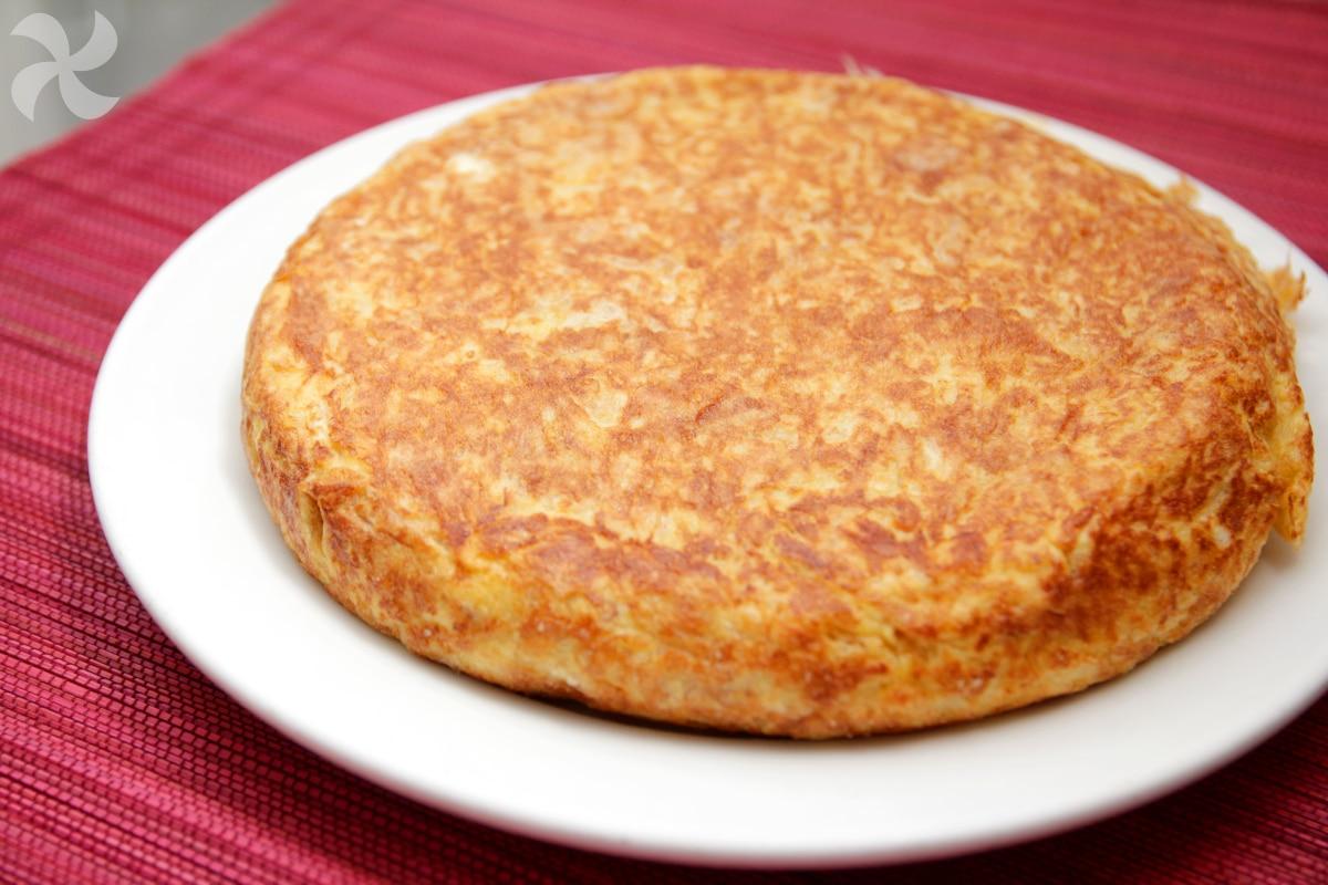 Tortilla de croissant