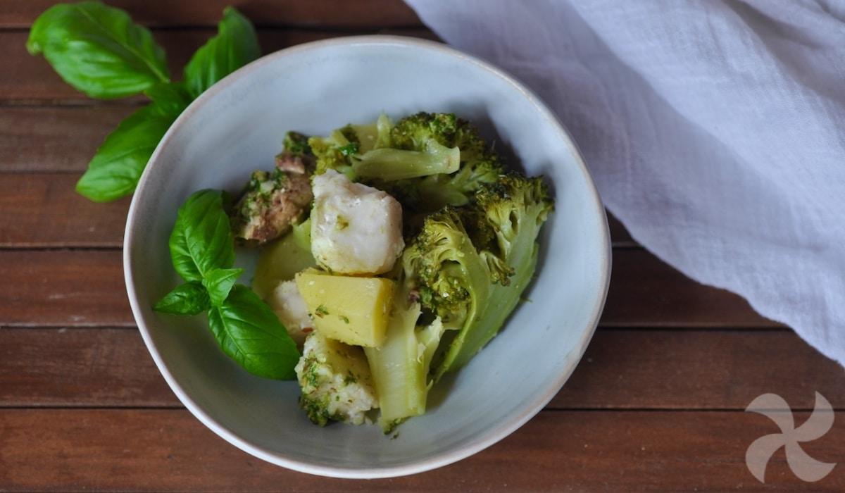 Ensalada templada de patata